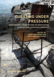 Curating Under Pressure - 1st Edition book cover