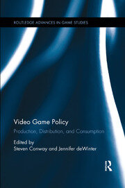 Video Game Policy - 1st Edition book cover