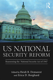 US National Security Reform - 1st Edition book cover