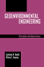 Geoenvironmental Engineering - 1st Edition book cover