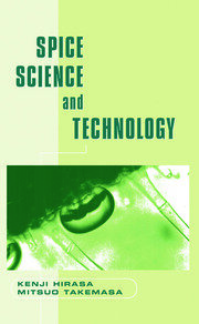 Spice Science and Technology - 1st Edition book cover