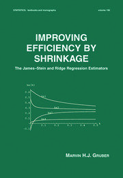 Improving Efficiency by Shrinkage - 1st Edition book cover