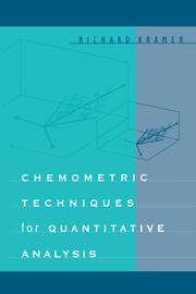 Chemometric Techniques for Quantitative Analysis