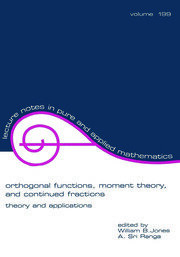 Orthogonal Functions - 1st Edition book cover