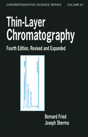 Thin-Layer Chromatography, Revised And Expanded - 4th Edition book cover