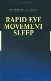 Rapid Eye Movement Sleep - 1st Edition book cover