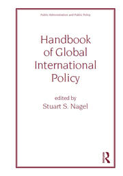 Handbook of Global International Policy