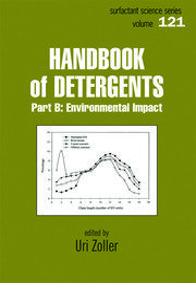 Handbook of Detergents, Part B: Environmental Impact