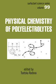 Physical Chemistry of Polyelectrolytes - 1st Edition book cover
