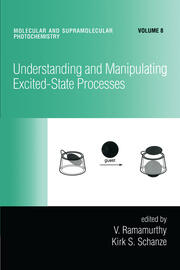 Understanding and Manipulating Excited-State Processes - 1st Edition book cover
