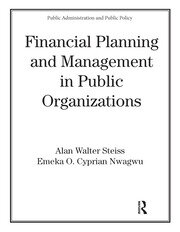 Financial Planning and Management in Public Organizations