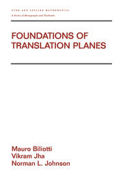 Foundations of Translation Planes