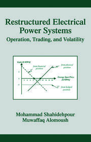 Restructured Electrical Power Systems: Operation: Trading, and Volatility