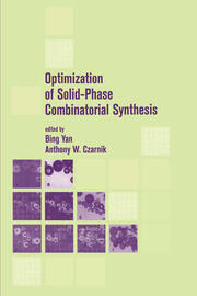 Optimization of Solid-Phase Combinatorial Synthesis