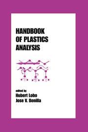 Handbook of Plastics Analysis