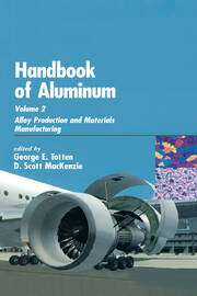 Handbook of Aluminum: Volume 2: Alloy Production and Materials Manufacturing