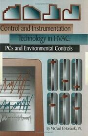 Control & Instrumentation Technology in HVAC - 1st Edition book cover