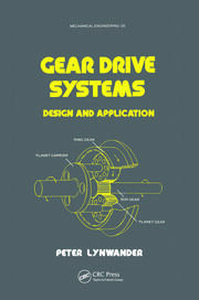 Gear Drive Systems - 1st Edition book cover