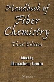 Handbook of Fiber Chemistry