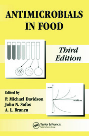 Antimicrobials in Food - 3rd Edition book cover