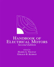 Handbook of Electric Motors
