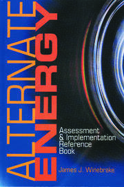 Alternate Energy: Assessment & Implementation Reference Book