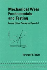 Mechanical Wear Fundamentals and Testing, Revised and Expanded