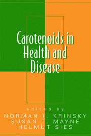 Carotenoids in Health and Disease