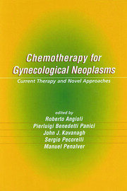 Chemotherapy for Gynecological Neoplasms: Current Therapy and Novel Approaches