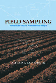 Field Sampling: Principles and Practices in Environmental Analysis