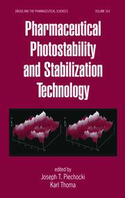 Pharmaceutical Photostability and Stabilization Technology