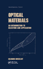 Optical Materials: An Introduction to Selection and Application