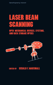 Laser Beam Scanning - 1st Edition book cover