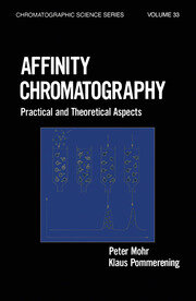 Affinity Chromatography - 1st Edition book cover