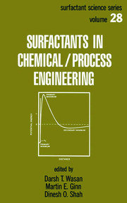 Surfactants in Chemical/Process Engineering - 1st Edition book cover