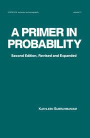 A Primer in Probability