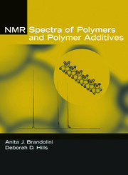 NMR Spectra of Polymers and Polymer Additives - 1st Edition book cover