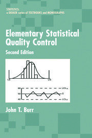 Elementary Statistical Quality Control