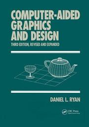 Computer-Aided Graphics and Design - 3rd Edition book cover