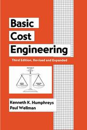 Basic Cost Engineering
