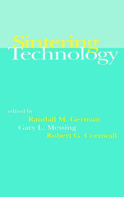 Sintering Technology - 1st Edition book cover