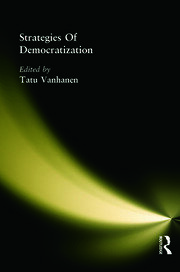 Strategies Of Democratization - 1st Edition book cover