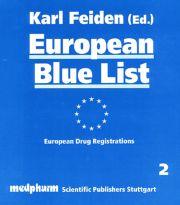 European Blue List: European Drug Registrations