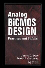 Analog BiCMOS Design - 1st Edition book cover