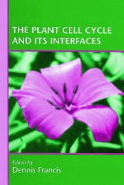 The Plant Cell Cycle and Its Interfaces