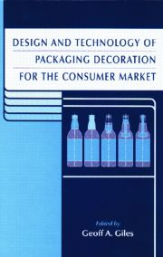 Design and Technology of Packaging Decoration for the Consumer Market