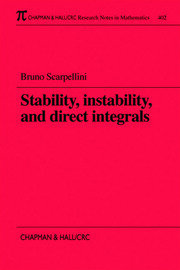 Stability, Instability, and Direct Integrals