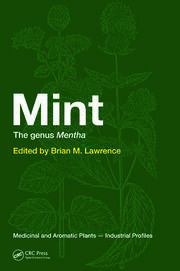 Mint: The Genus Mentha