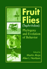 Fruit Flies (Tephritidae): Phylogeny and Evolution of Behavior