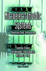 Microelectrofluidic Systems: Modeling and Simulation